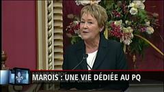 Le parcours politique de Pauline Marois