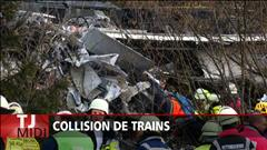 Accident de train mortel en Allemagne