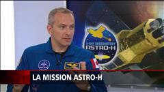 David Saint-Jacques, un astronaute en mission