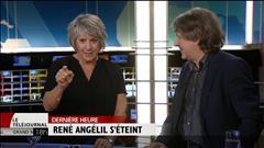 Entrevue avec Denise Bombardier et Pierre Marchand
