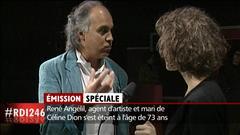 Réaction de Luc Plamondon