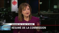 Analyse de la commission Charbonneau - 14 mars