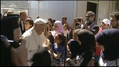 Le pape semonce le monde