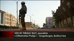 Burkina Faso : les explications d'un journaliste local