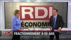 RDI Economie - Entrevue avec Hélène Gagné