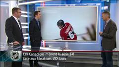 Hockey : le portrait des séries