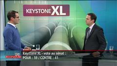 Non au projet Keystone XL - Entrevue avec Julien Tourreille
