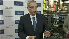 Un premier budget fédéral équilibré en huit ans pour le gouvernement Harper