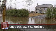 Entrevue avec Pierre Corbin, géographe physicien à Hydro-Météo et au Centre de prévision des crues du Québec