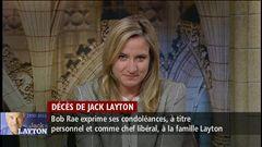 Emmanuelle Latraverse parle de l'homme et du politicien.