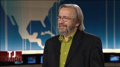 Entrevue avec Yanick Villedieu, animateur de l'émission Les années lumière