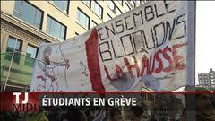 Véronique Darveau fait le point sur la grève étudiante.
