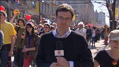 Le reportage de Louis-Philippe Ouimet