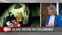 LA GRC refuse de collaborer, explique Isabelle Richer