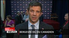 RDI : entrevue avec Marc Bergevin