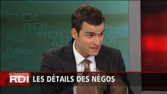 Vincent Maisonneuve se penche sur les chiffres contenus dans les offres