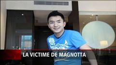 La victime de Magnotta