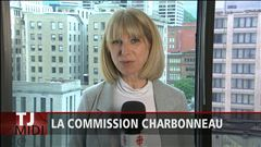 Isabelle Richer fait le point sur la Commission Charbonneau.