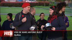 Le compte rendu de Marc-Antoine Ruest à Québec