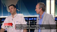 Jose Pereira à Radio-Canada