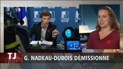 L'entrevue d'Anne-Marie Dussault avec Martine Desjardins, présidente de la Fédération universitaire du Québec