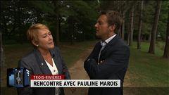 Au coeur du Québec : Patrice Roy rencontre Pauline Marois