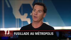 Le caméraman de la SRC Martin Bouffard témoigne de l'attentat