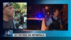 Le reportage de Denis-Martin Chabot sur les victimes du Métropolis