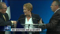 Le reportage de Karine Bastien sur la sécurité