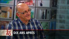 Entrevue avec Alain Gravel et François Beaudry à l'émission 24 heures en 60 minutes