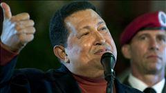 Après la victoire de Chavez