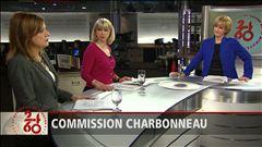 Commission Charbonneau: analyse des révélations du jour à l'émission 24 heures en 60 secondes