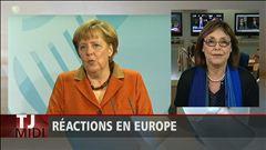Alexandra Szacka fait le point de Paris sur la réaction à l'étranger à la victoire de Barack Obama