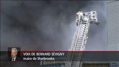 Sherbrooke : Entrevue avec le maire Bernard Sévigny