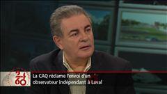 Gilles Vaillancourt démissionne
