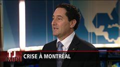 Crise à Montréal