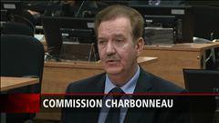 Commission Charbonneau : Gilles Vézina témoigne