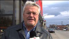 Les commentaires du commissaire de la Ligue de football universitaire du Québec Tom Allen