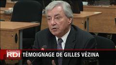 Témoignage de Gilles Vézina