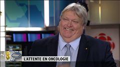 Entrevue avec Gaétan Barrette, président de la Fédération des médecins spécialistes du Québec