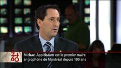 Entrevue avec Michael Applebaum