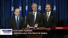Réaction du Parti libéral au budget