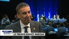 Budget du Québec : entrevue de Nicolas Marceau et analyse