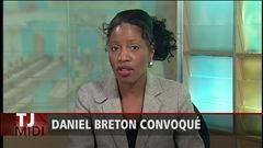 Daniel Breton convoqué - Entrevue avec la député Yolande James