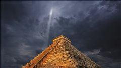 Reportage de l'émission Découverte consacré à la fin du monde en 2012
