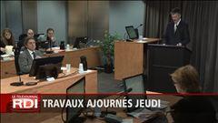 Commission Charbonneau : travaux ajournés