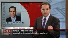 <i>RDI Économie</i>: Entrevue l'économiste Jean-Pierre Aubry, qui a travaillé 30ans à la Banque du Canada