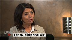 Une entrevue avec Line Beauchamp