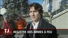 Denis Ferland rapporte les réactions aux propos de Justin Trudeau