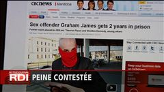 Graham James : peine contestée